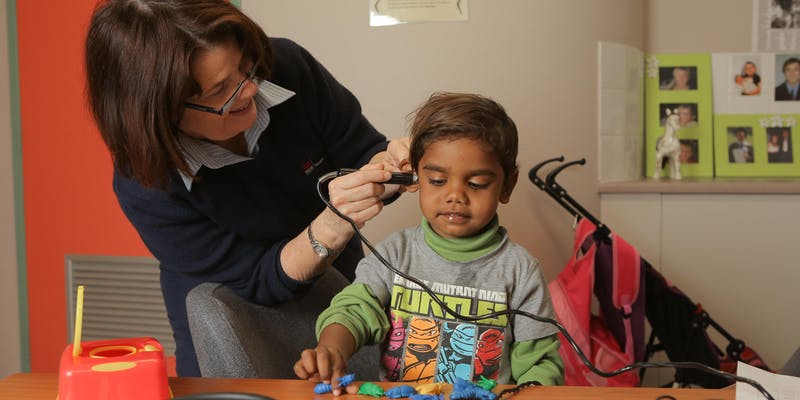 Ear Health in Aboriginal and Torres Strait Islander People